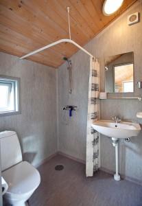 Badeværelse i luksushytte