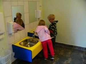 Børnebaderum